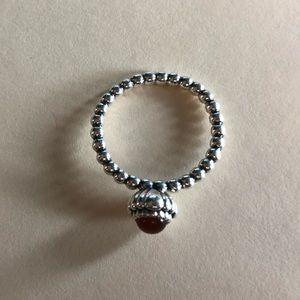 Pandora Accessories - Pandora July Birthstone Ring